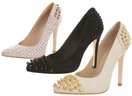Louise Goldin Studded Heels for Spring 2010 2010-01-08 08:00:26