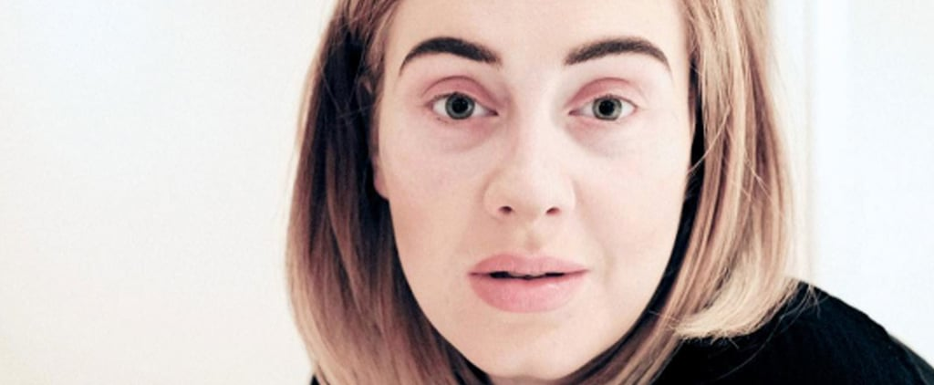 "Adele on Postpartum Depression: ""I F*cking Hate This"""