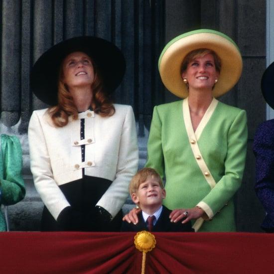 Princess Diana and Sarah Ferguson's Friendship