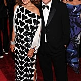 Diane von Furstenberg and Barry Diller
