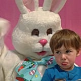 Is It Just Us, or Is This Bunny Up to No Good?