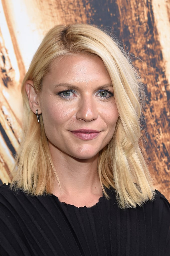 Claire Danes Blonde Bob And Lob Hairstyle Inspiration