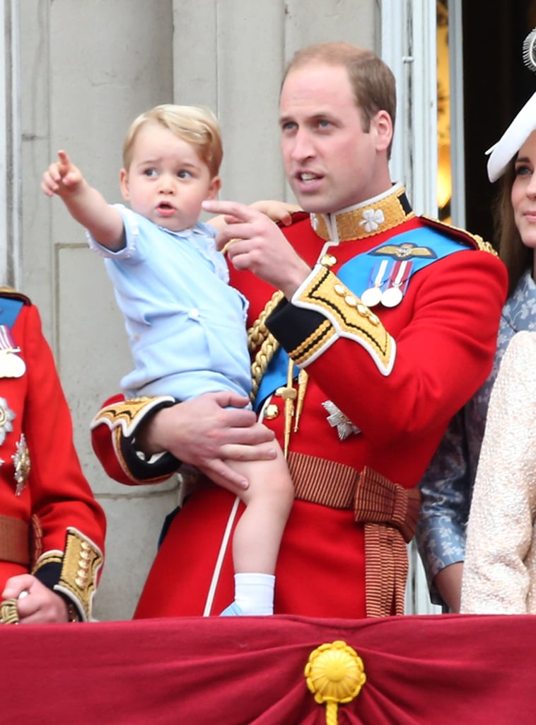 Prince George Has the Time of His Life on the Royal Family's Big Day
