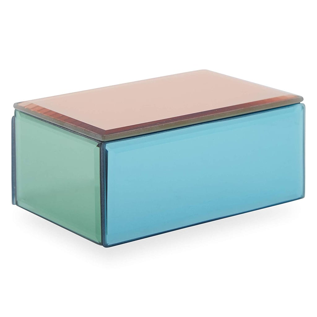 Now House by Jonathan Adler Chroma Mirror Jewelry Box