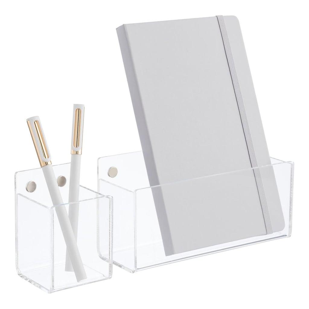 Magnetic Acrylic Organizer
