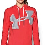 Under Armour Favorite Fleece Exploded Logo Graphic Hoodie