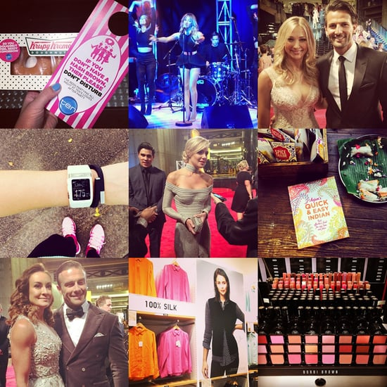 Celebrity Style Beauty Instagram Pictures, Anna And Tim