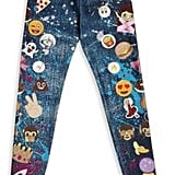 Emoji Applique Leggings