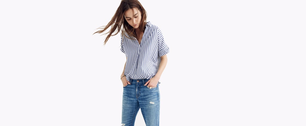 How to Find the Right Jean Size For Your Body Type, According to Madewell's Designer