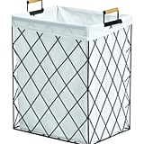 Medium Metal Diamond Hamper