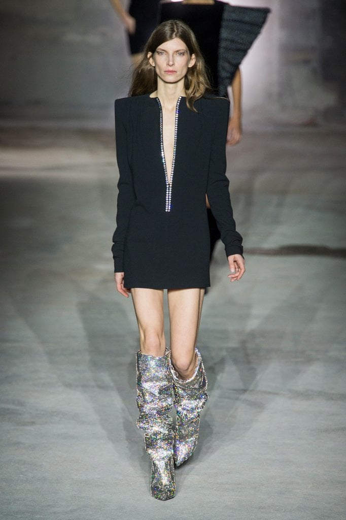 The Boots First Appeared on the Fall 2017 Runway