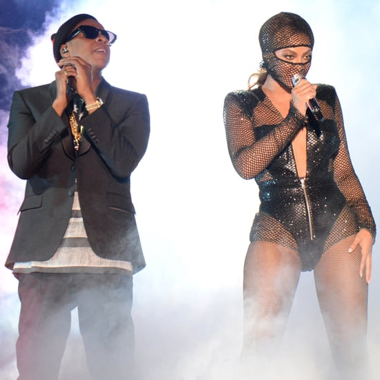Beyonce and Jay Z On the Run Tour Costume
