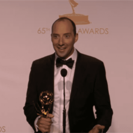 Tony Hale Emmy Awards Backstage Interview | Video