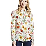 Jones New York Button Blouse