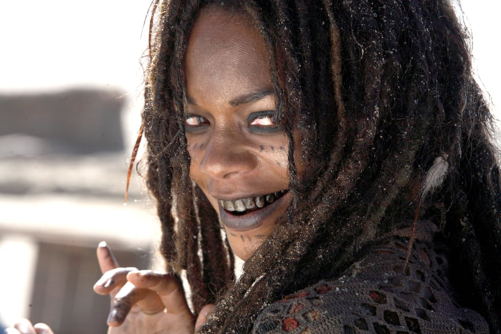 Image result for naomie harris pirates of the caribbean