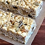 Chewy Protein Granola Bars
