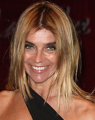 Carine Roitfeld's Eyebrows