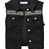 H&M LOVES COACHELLA Denim Vest with Panel Detail ($50)