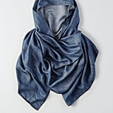 American Eagle Denim Hijab ($20)