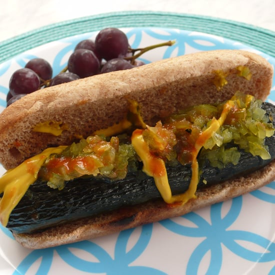 Zucchini Hot Dog Recipe