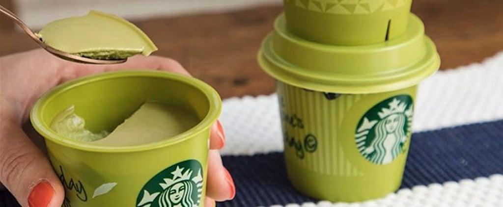 Starbucks Japan Matcha Pudding