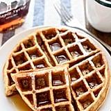 Blender Whole-Wheat Waffles