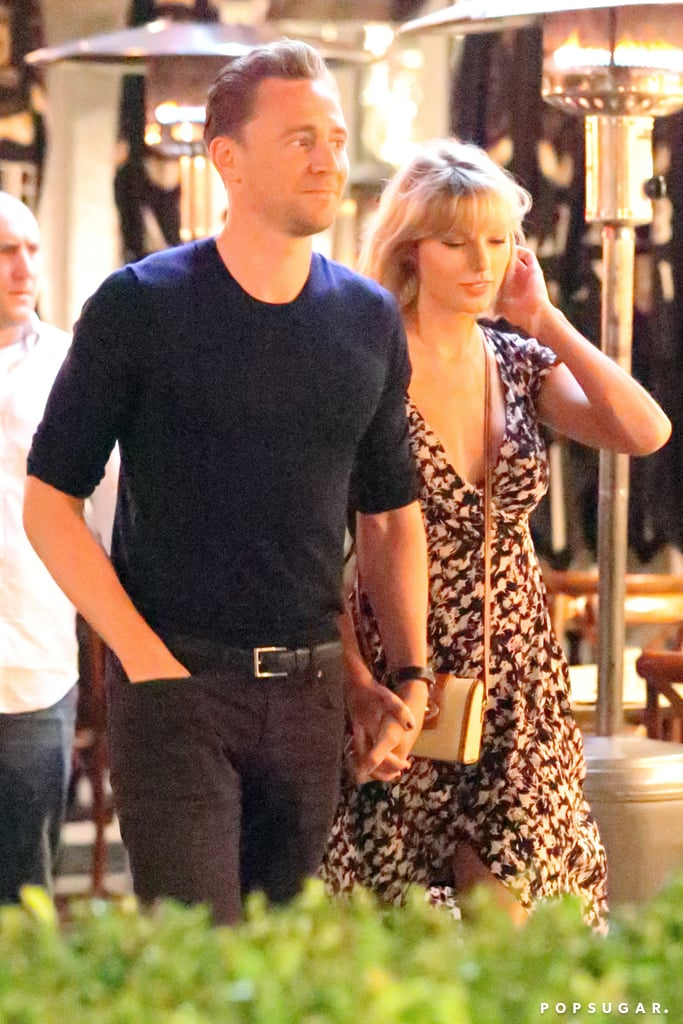Taylor Swift and Tom Hiddleston in Australia July 2016