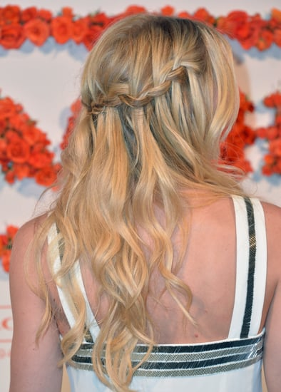 Jennifer-Morrison-waterfall-braid-perfect-complement-your