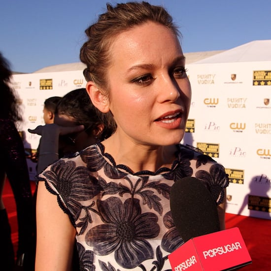 Brie Larson Interview at Critics' Choice Awards 2014