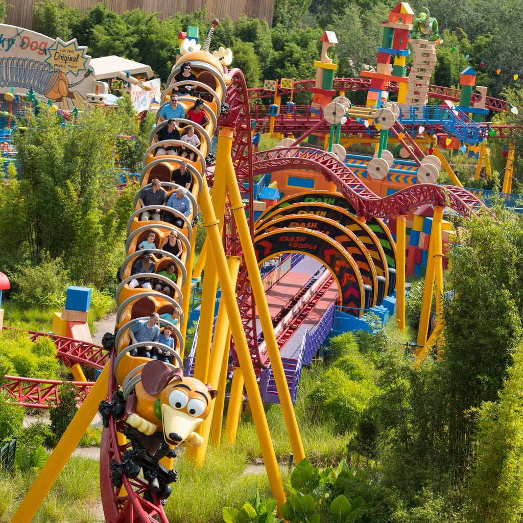 Disney World S Toy Story Land Pictures Popsugar Family