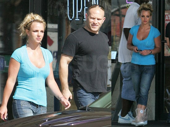 Britney Spears Is Kentwood's Newest Famous Aunt