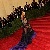 Beyoncé's Givenchy Dress at the Met Gala in 2012