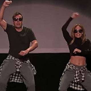 Jennifer Lopez and Jimmy Fallon Take Us Through Music Video Dancing History, From MC Hammer to Billie Eilish