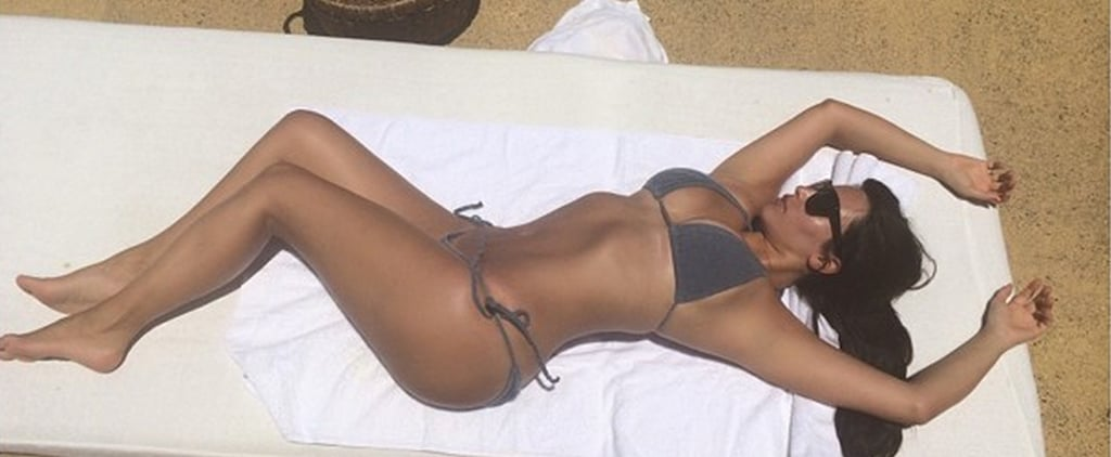 18 Kim Kardashian Selfies You Won't Believe Made It Past Censors