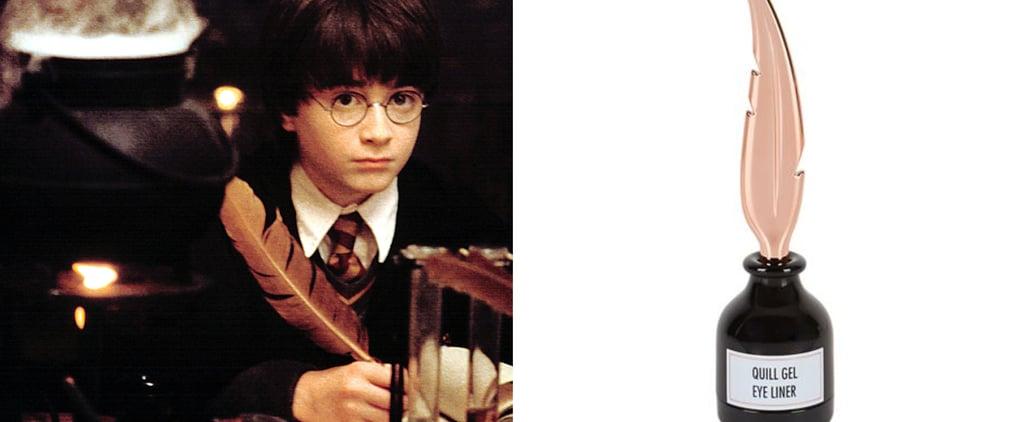 Boots Releases Harry Potter Quill Liquid Eyeliner