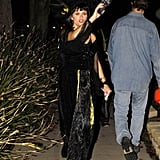 Reese Witherspoon was almost unrecognizable in a black bobbed wig in 2007 as she took her kids trick-or-treating around LA with Jake Gyllenhaal.