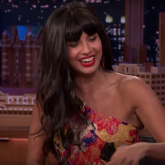 Jameela Jamil on Jimmy Fallon Video September 2019