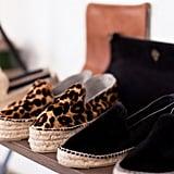 Dehnt zu kleine Schuhe