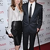 Red-Carpet Couple