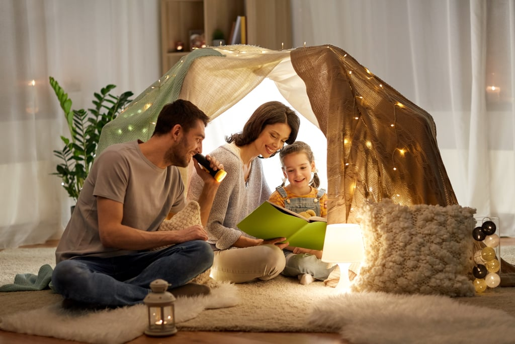 Repurpose Your Space For Family Bonding
