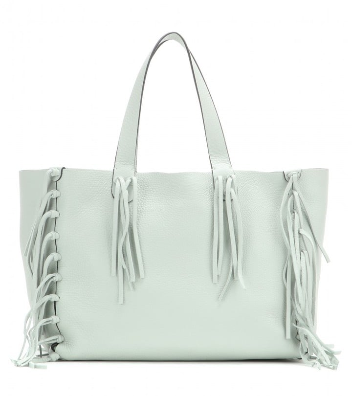 Valentino C-Rockee Leather Tote ($2,995)