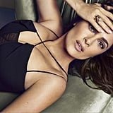 Salma Hayek's Love and Sex Advice in Red Magazine July 2016