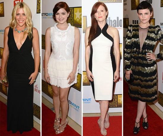 Critics' Choice TV Awards Red Carpet Pictures 2012