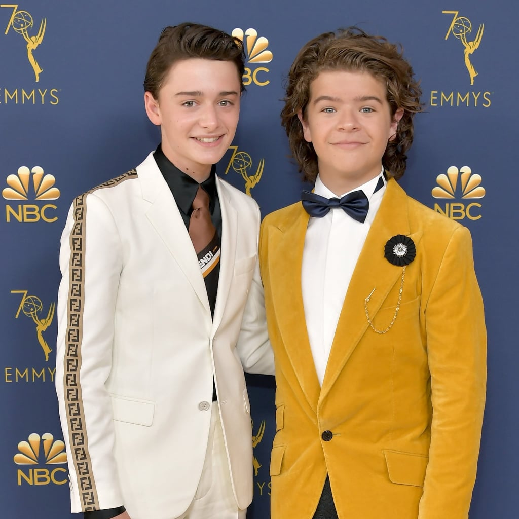 Stranger Things Cast at the 2018 Emmys