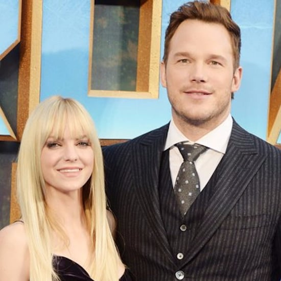 Chris Pratt and Anna Faris Divorce