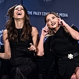 When They Cracked Each Other Up at PaleyFest