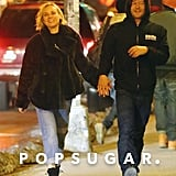 Norman Reedus and Diane Kruger Kissing in NYC March 2017