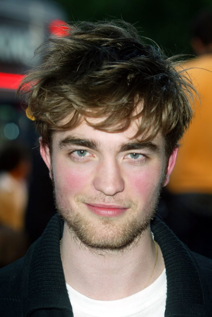 He was too cute at the May 2005 London premiere of House of Wax.