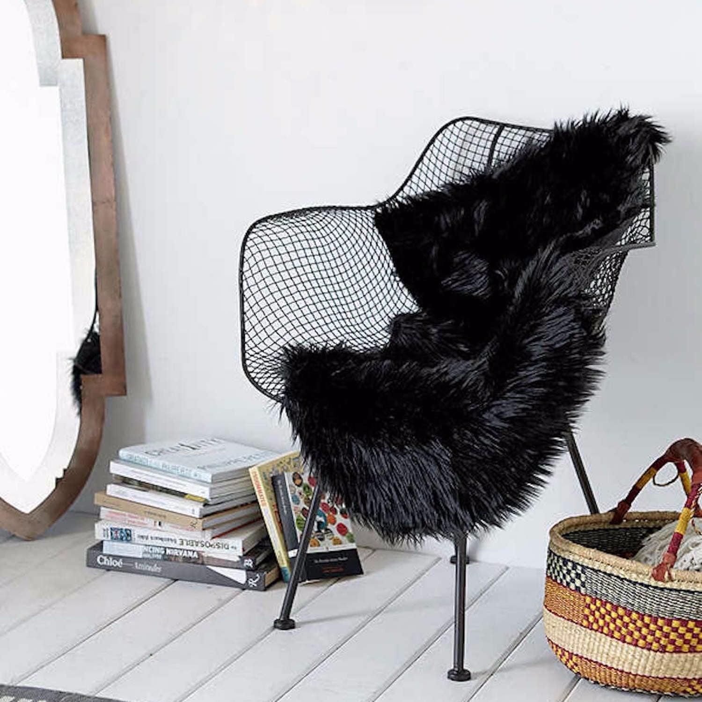 black home decor ideas | popsugar home