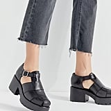 The '90s Trend: Chunky Sandals